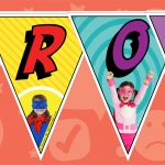 Growth Mindset Superheroes Bunting