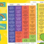 EYFS Early Learning Goal Stickers