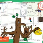 Stick Man story Book Topic Pack