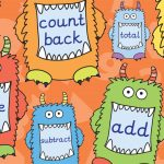 Early Years Maths Vocabulary Monsters