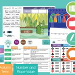 Autumn Year 4 Week 1 THINK Maths Teaching Pack