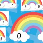 Rainbow Number Bonds to 10
