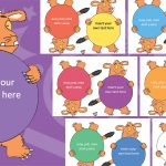 Editable Gruffalo's Child Signs and Labels