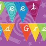 Meet and Greet Zone Bunting
