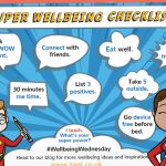 Super Teacher Wellbeing Poster