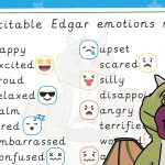 Excitable Edgar Emotions Mat