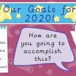 Our Goals for 2020 Resource Pack