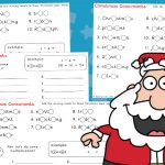 Christmas Consonants & Calculation Challenges