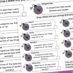 Drop a Bomb Into Your Writing – Editable Mat