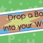 Drop a Bomb Into Your Writing – Display Banner