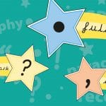 VCOP Punctuation Shooting Stars (Colour)