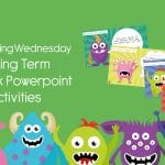 Wellbeing Wednesday Spring Term 12 Week Powerpoint Activities