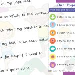 Yoga Rules poster