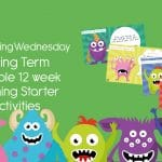 Wellbeing Wednesday Editable Spring Morning Starter Activities