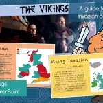The Vikings – Invasions and Danelaw PowerPoint