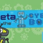 Deeta and the Cyber Bots Display Banner