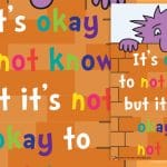 It's OK to Not Know… Poster