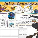 Julia Donaldson Author Pack