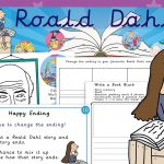 Roald Dahl Author Pack