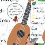 World In Danger – Tuning your Ukulele