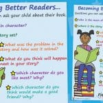 Parents Reading Questions Poster