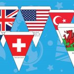 World Flags Bunting