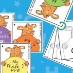 High Frequency Words Gruffalo's Child Keyring