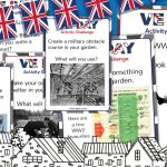 VE Day – Challenge Activity Cards