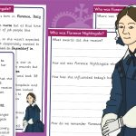 Florence Nightingale Comprehension with Questions