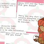 Henry VIII – Fact Cards