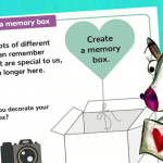 Creating a Memory Box – Isla The Unicorn