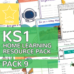 Key Stage One KS1 Home Learning Resource Pack 9