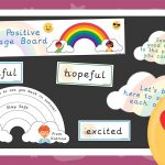 KS2 Positive Message Board Display Pack