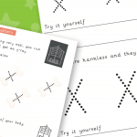 Letter X Activity Sheets