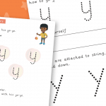 Letter Y Activity Sheets