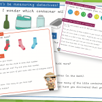 EYFS Maths Challenge Pack 3
