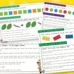 EYFS Maths Challenge Pack 7