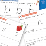 Letters Bumper Activity Pack 1