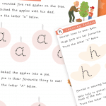 Letters Bumper Activity Pack 2