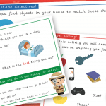 EYFS Maths Challenges Pack 1