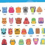Editable Class Of 2020 End Of Year Gift (Backpacks)