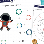 9x Times Tables Mini Activity Pack