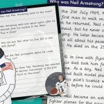 Who Was Neil Armstrong? Comprehension