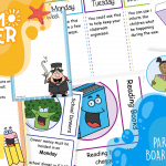 Take Back Your Summer FREE – Parents Notice Board Display Pack