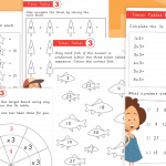 3 Times Tables Activity Worksheet Pack