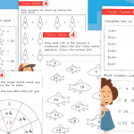 4 Times Tables Activity Worksheet Pack