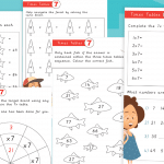 7 Times Tables Activity Worksheet Pack