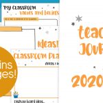Teacher Planning Journal
