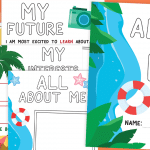 KS2 All About Me Booklet