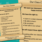 Our Editable Class Charter